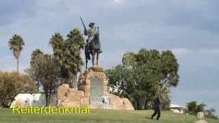 preview picture of video 'Namibia - Windhoek'