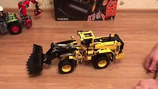 Обзор старинки LEGO 42030 VOLVO