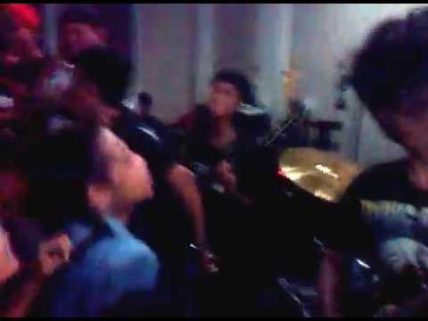 Suffer at Pasar Segar Depok (Live)