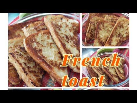 French toast/how to make french toast/#frenchtoastrecipe #cookingrecipe #frenchrecipe #breakfast