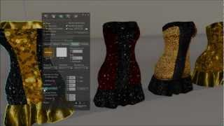 Tutorial for the dress full permition (with alternative music)