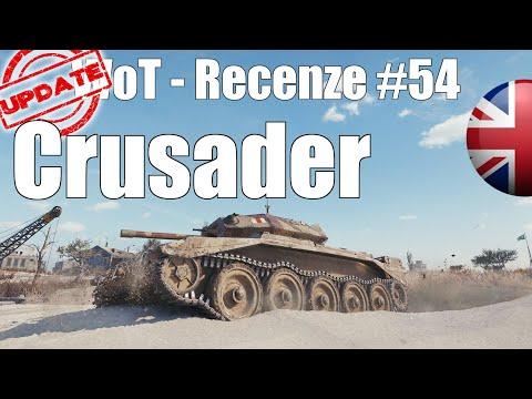 World of Tanks   Crusader (Recenze #54)