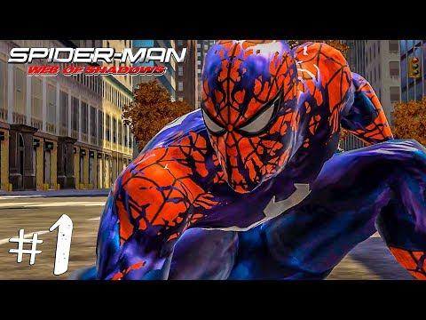 Spider-Man: Web of Shadows Прохождение на русском #1 ► Прохождение игры Человек Паук Web Of Shadows