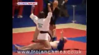 18+ Sport - Trojan Games - Judo (British vs French)