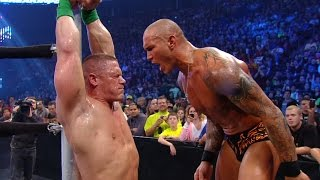 "John Cena vs. Randy Orton - ""I Quit"" WWE Title Match: WWE Breaking Point 2009 on WWE Network"