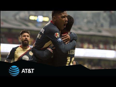 América amarra el subliderato | América 4 - 1 Veracruz | Apertura 2018 - J17 | Presentado por AT&T