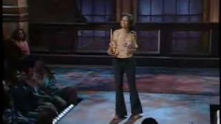 """Woman To Woman"" Thea Monyee ( Def Poetry)"