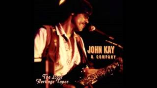 "John Kay & Company   ""Sound Of The Crowd"""