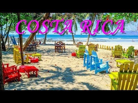 Video 10 Best Places to Visit in Costa Rica - Costa Rica Travel Guide