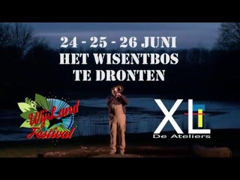 Kunstraad Dronten verzorgt drie demonstraties tijdens Wijland Festival in Wisentbos