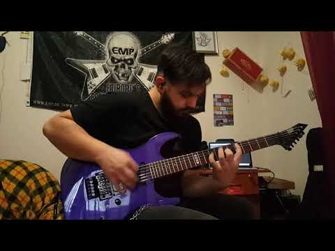 Architects - Doomsday guitar cover