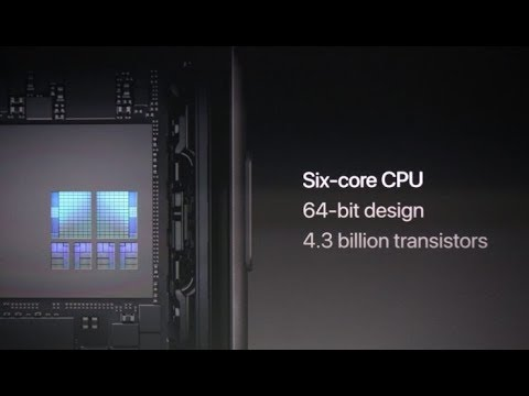 Everything About Apple's A11 Bionic chip processer Used in iPhone 8 and iPhoneX