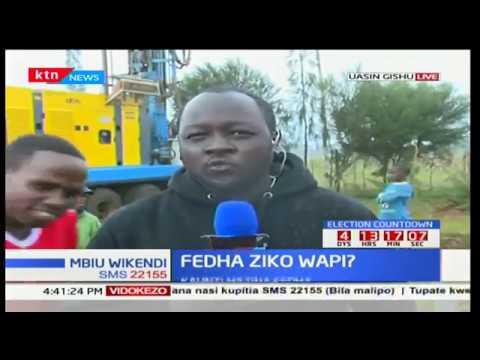 Aliyekuwa mbunge Westlands, Fred Gumo awarai jamii ya waluhya wampigie Kura Uhuru : KTN Mbiu [Part2]