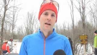 Use Snowshoe Running for Winter Running Training