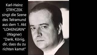 Karl-Heinz Stryczek singt