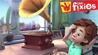 The Fixies ★ THE STEEPLETONE | MORE Full Episodes ★ Fixies English | Cartoon For Kids