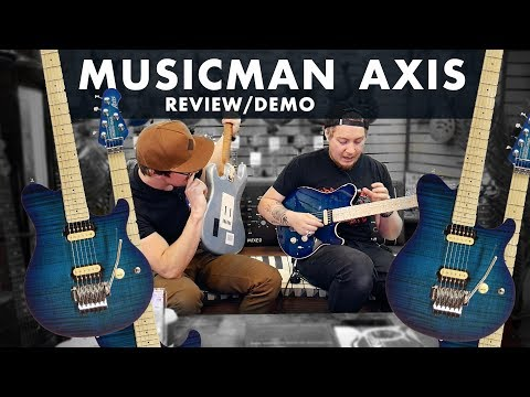 Music Man Axis | Demo | Review