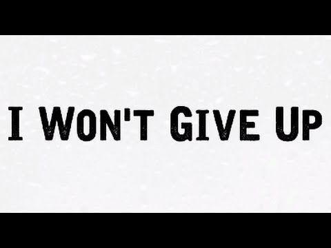I Wont Give Up Lyrics Jason Mraz Cover By Gabriel Conte And Jess