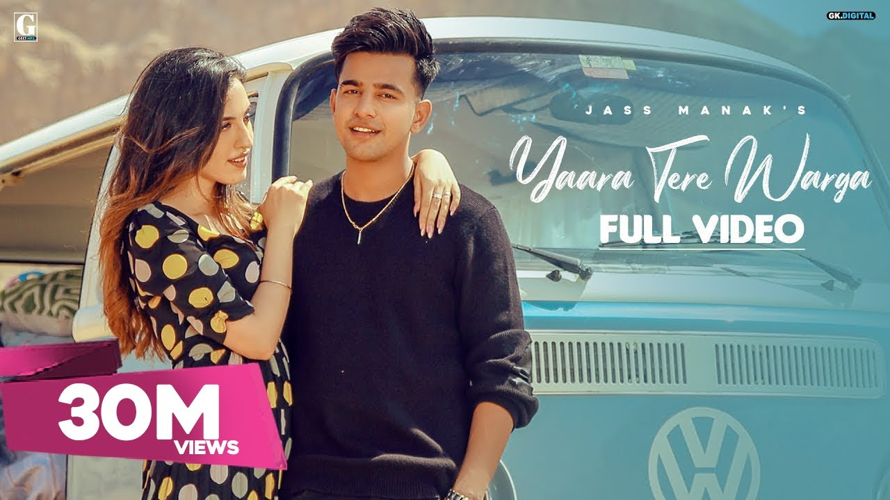 Yaara Tere Warga Lyrics : Jass Manak Full Song Lyrics Sunidhi Chauhan,Satti Dhillon - Lyricworld
