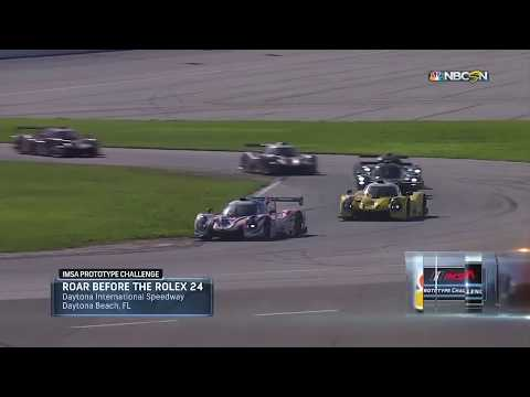 2019 IMSA Prototype Challenge - Daytona International Speedway