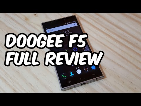 Doogee F5 Review (Full Review In English)