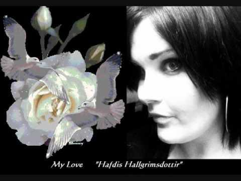 My love  original Hafdis Hall