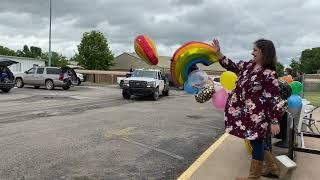 2020 Checotah Kindergarten Graduation Parade