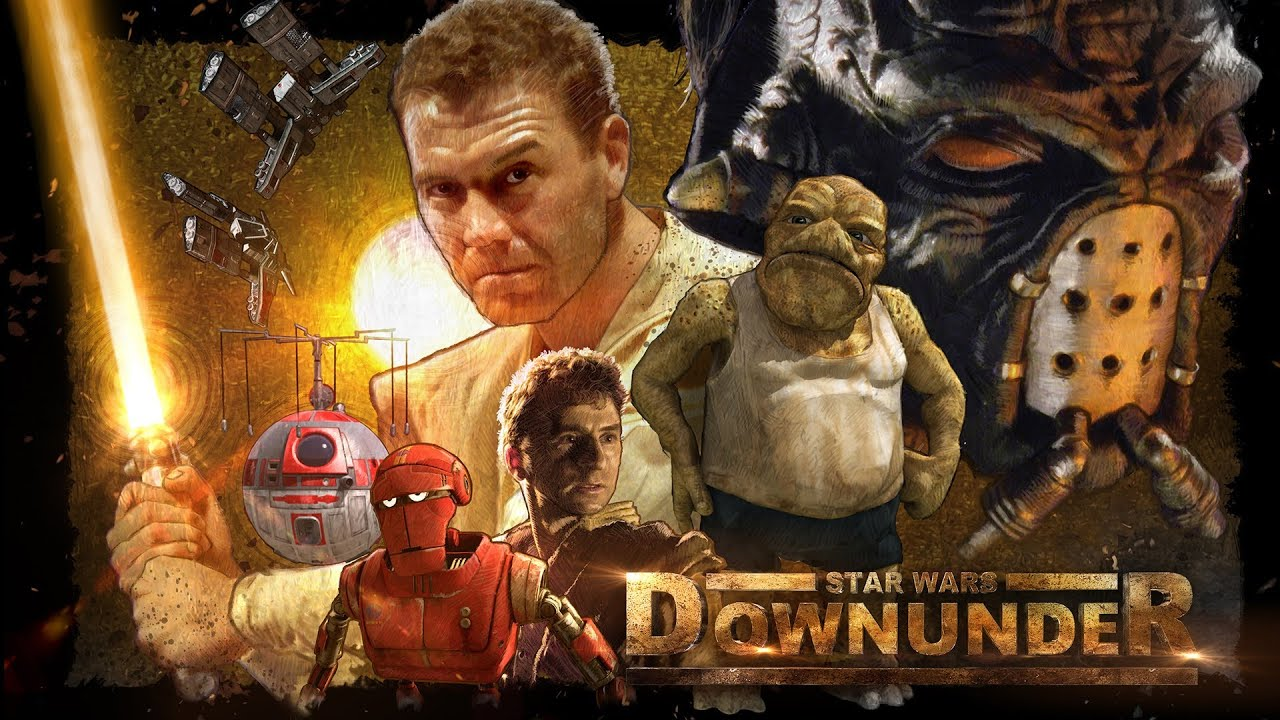 Star Wars Down Under Is Finally Here, And It's Flamin' Incredible