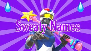 1000+ Best/Cool Sweaty Fortnite GamerTags/Names & Clan Names 2020! (Not Taken)