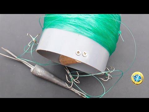 La verga per pescare in YouTube