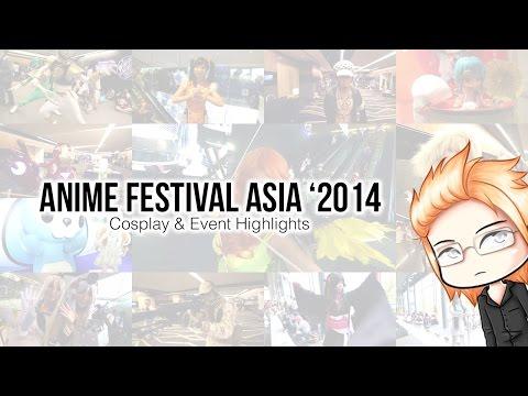 新加坡亞洲動漫節 Anime Festival Asia
