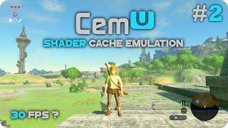 cemu zelda breath of the wild shader cache download - Kênh video