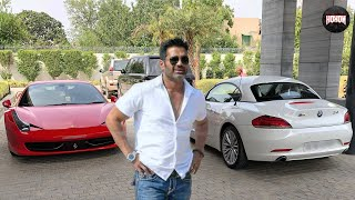 Sunil Shetty The Ultimate Car Collection