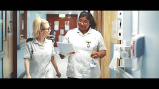 Living and working as a nurse in UH Bristol - Anjana