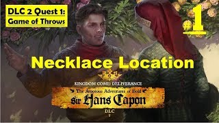 Kingdom Come Deliverance DLC 2 - The Amorous Adventures of Bold Sir Hans Capon - Game of Throws