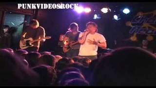 Jonny Craig - The Garbage Pail Kid Gang Bang [Live]
