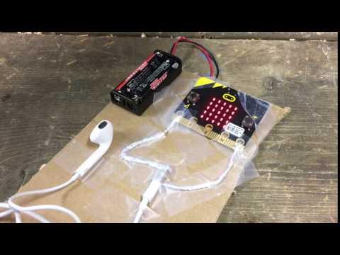 foil circuits - Microsoft MakeCode