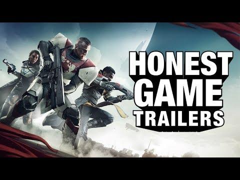 DESTINY 2 (Honest Game Trailers)