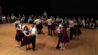 Fly Me to the Moon - FNDP #@9 | Foxtrot | Choreography by Mike Fulford