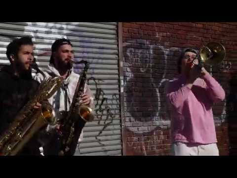 """Here is me playing sax with my band Flowmingos! This is an original song called """"Shelter"""". Hope you dig it!"""