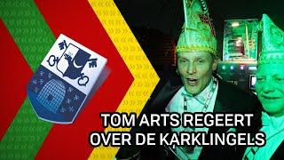 Tom Arts regeert over De Karklingels - 13 januari 2020 - Peel en Maas TV Venray