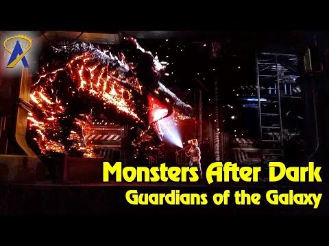 Guardians of the Galaxy: Monsters After Dark at Disney California Adventure