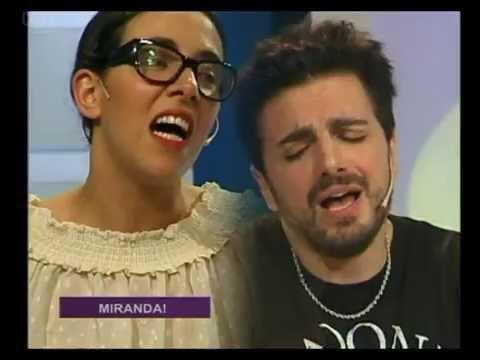 Miranda! video Extraño (Acústico) - CM Estudio - Diciembre 2015