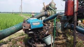 Doble Mesin Disel Kubota Dan Mesin Diesel Dongfeng Kapasitas 8 Dim Dan 6 Dim Irigasi Pertanian