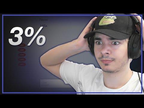 3% ŠANCE NA PROHRU? COŽE? - Esportsplus.me