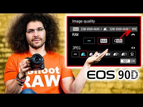 External Review Video mhd6Hem1jDo for Canon EOS 90D APS-C DSLR Camera