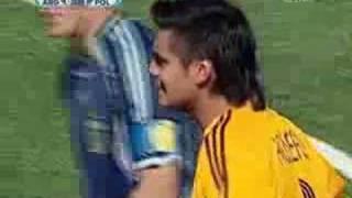 WC 2007 Argentina 0-1 Poland - Dawid Janczyk [u-20]