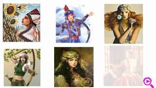Женщины какой нации самые красивые в в РФ?