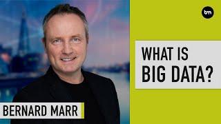Big data og Maskinlearning