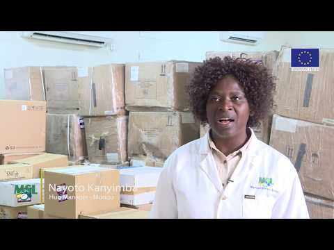 Supplying high-quality medicines to the people of Zambia